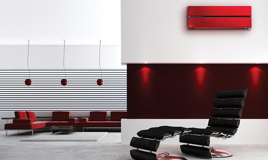 Mitsubishi Electric - Unidades Murais